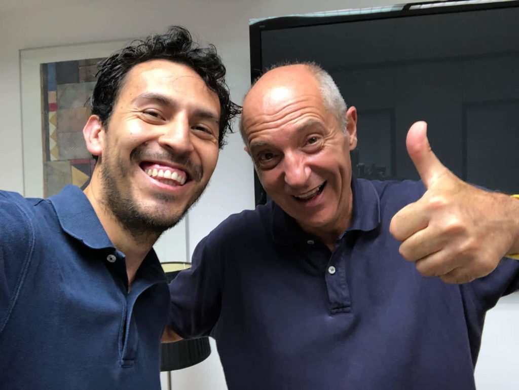Guillem Recolons super entrevista Nilton Navarro