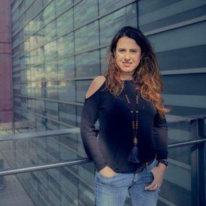 Patricia Plaja Responsable de Comunicación Mossos d'Esquadra