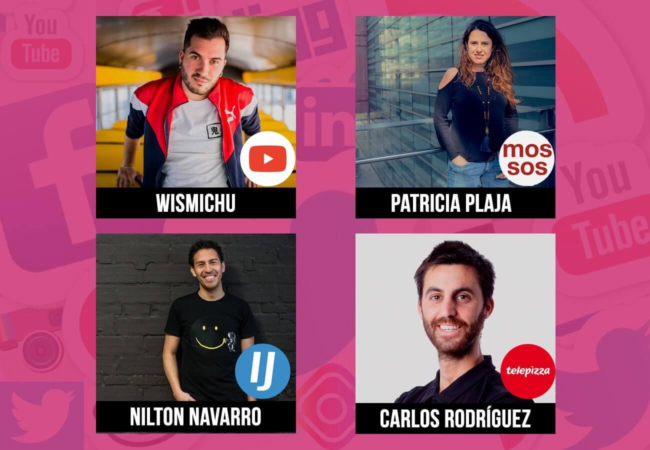 "Nilton Navarro - Digitalks: ""Creando Comunidades Digitales"""