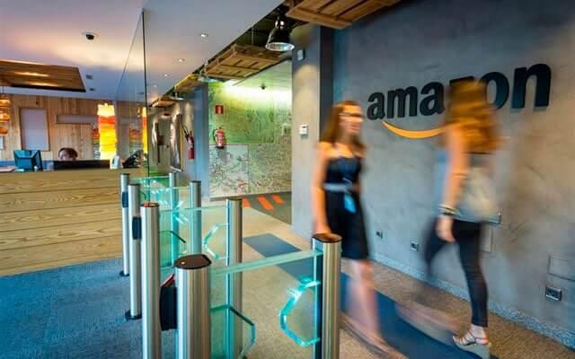 Ofertas de trabajo de Amazon