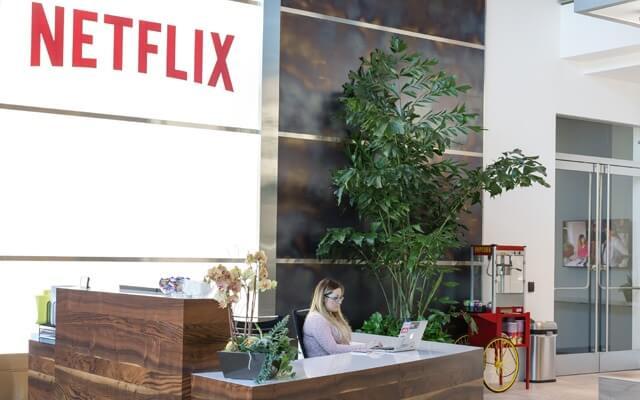 Ofertas de trabajo de Netflix
