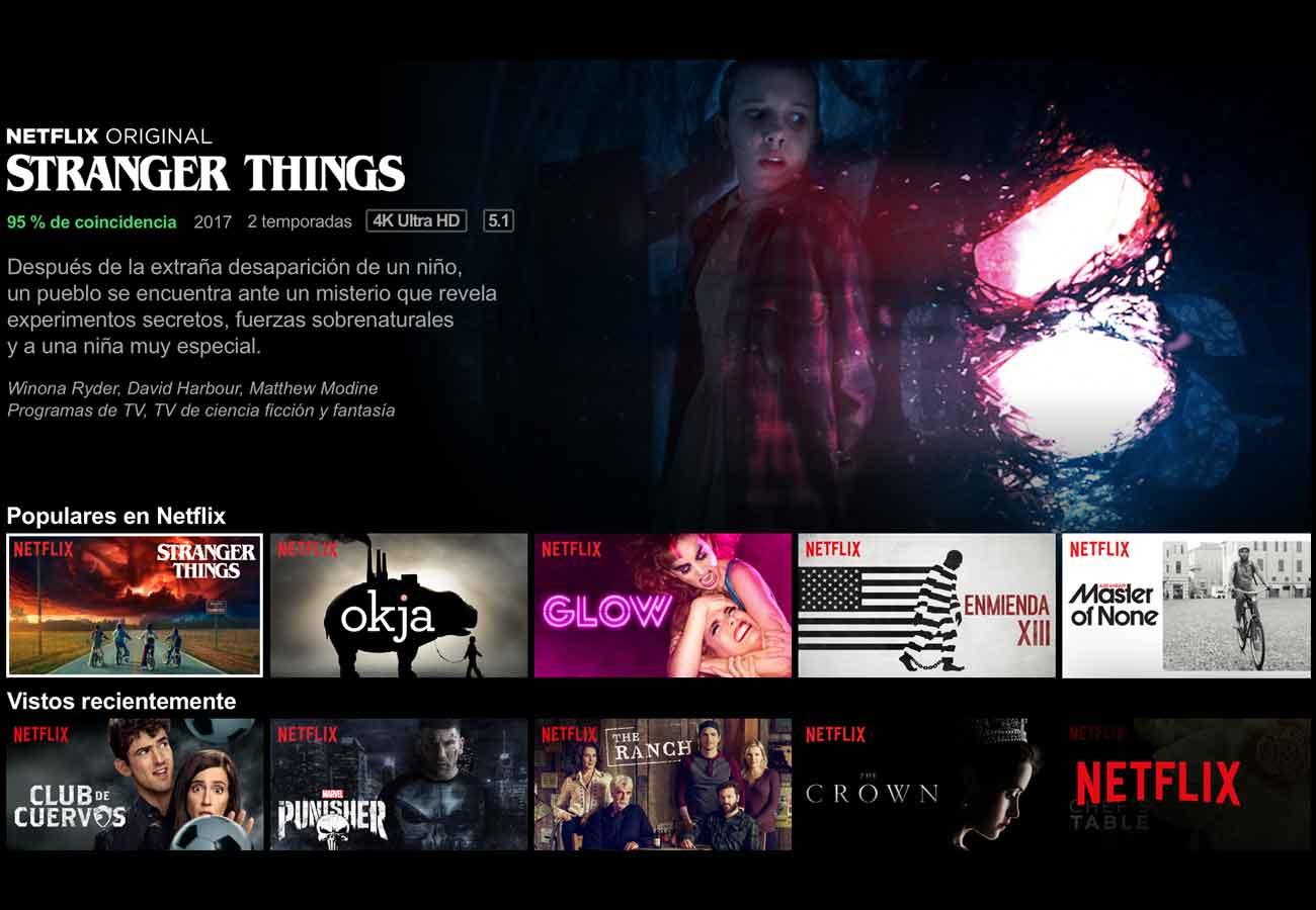 Consejos de Netflix para encontrar trabajo