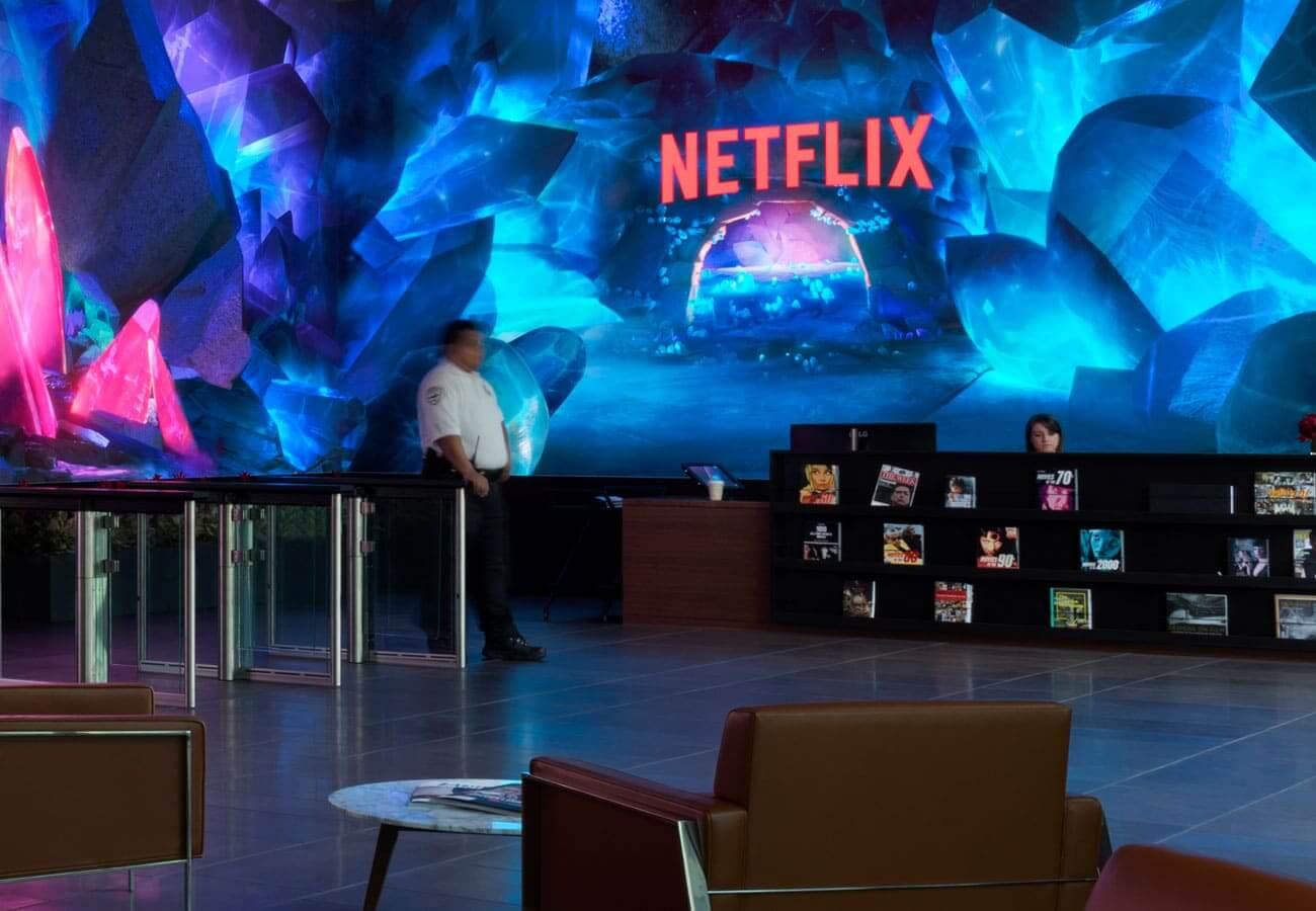 Nilton Navarro - ¿Te gustaría trabajar en Netflix?