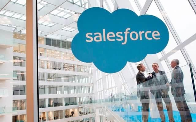trabajar en Salesforce ofertas de trabajo de salesforce