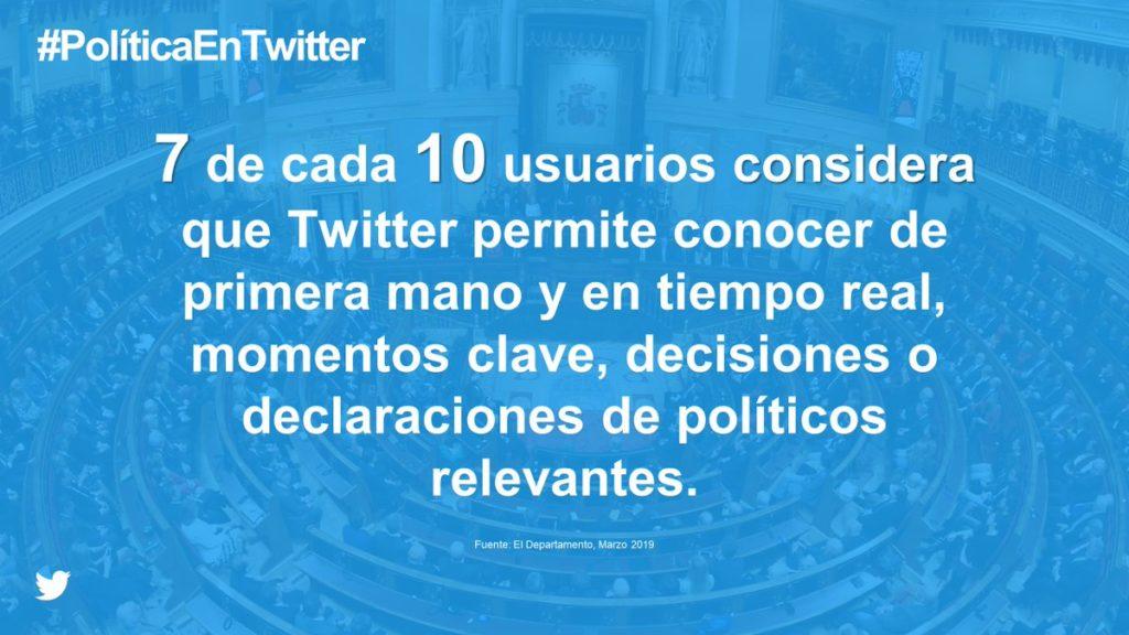 la politica en redes sociales