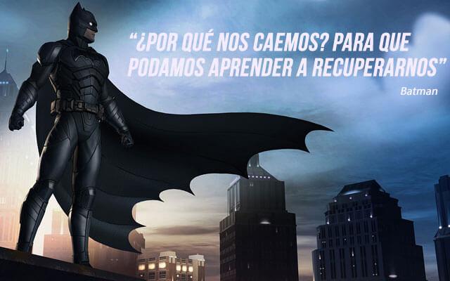 frases de superheroes de motivacion - frases de batman