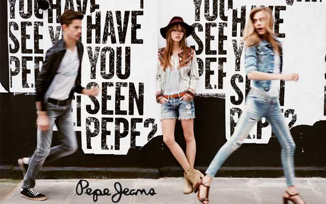 trabajar en pepe jeans