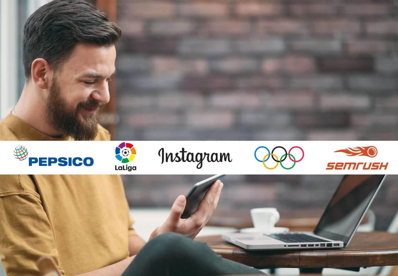 Nilton Navarro - Las mejores ofertas de empleo de Marketing: Instagram, Pepsico, La Liga…