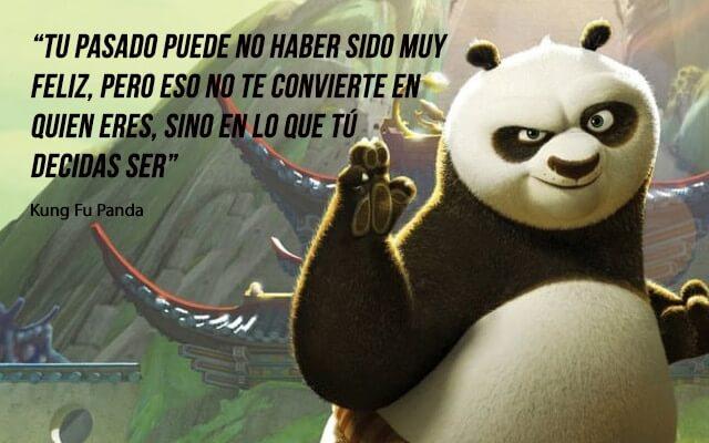 Frases Kung Fu Panda Mensagens Bonitas Populares
