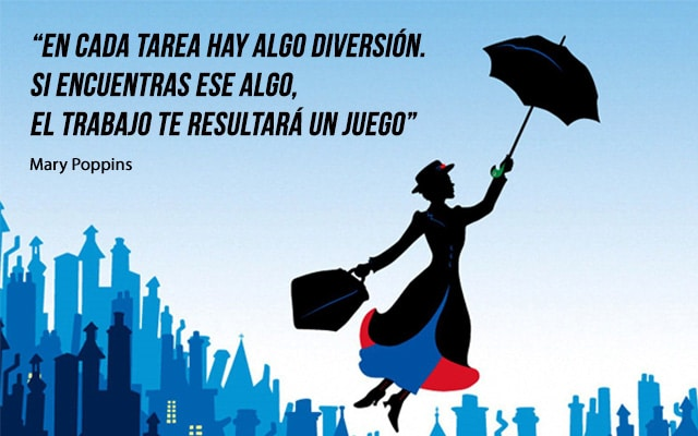 lecciones de mary poppins