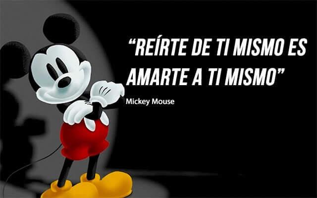 lecciones de mickey mouse