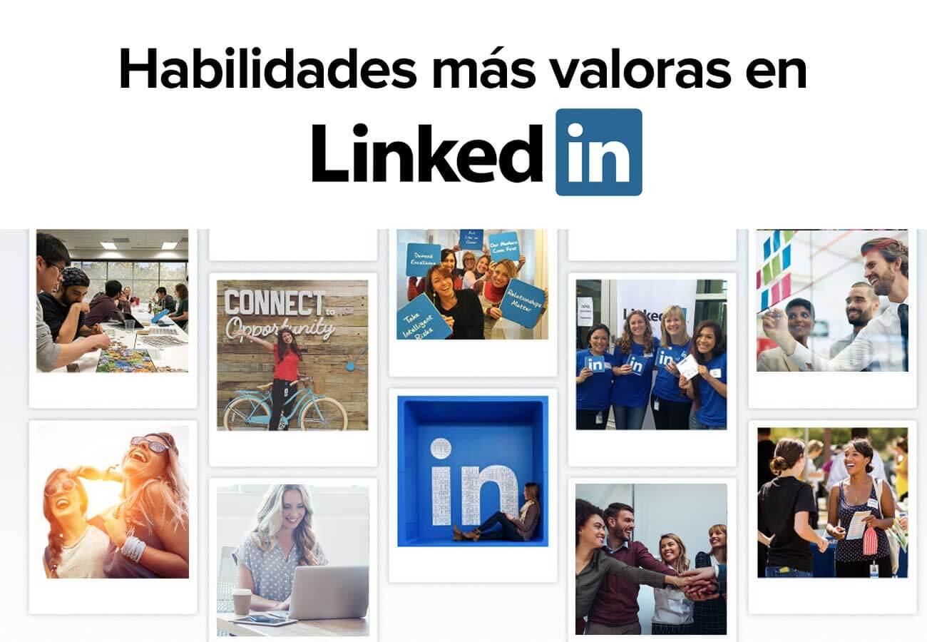 Las habilidades más demandadas por las empresas, según LinkedIn