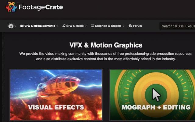vfx gratis visual effects gratis