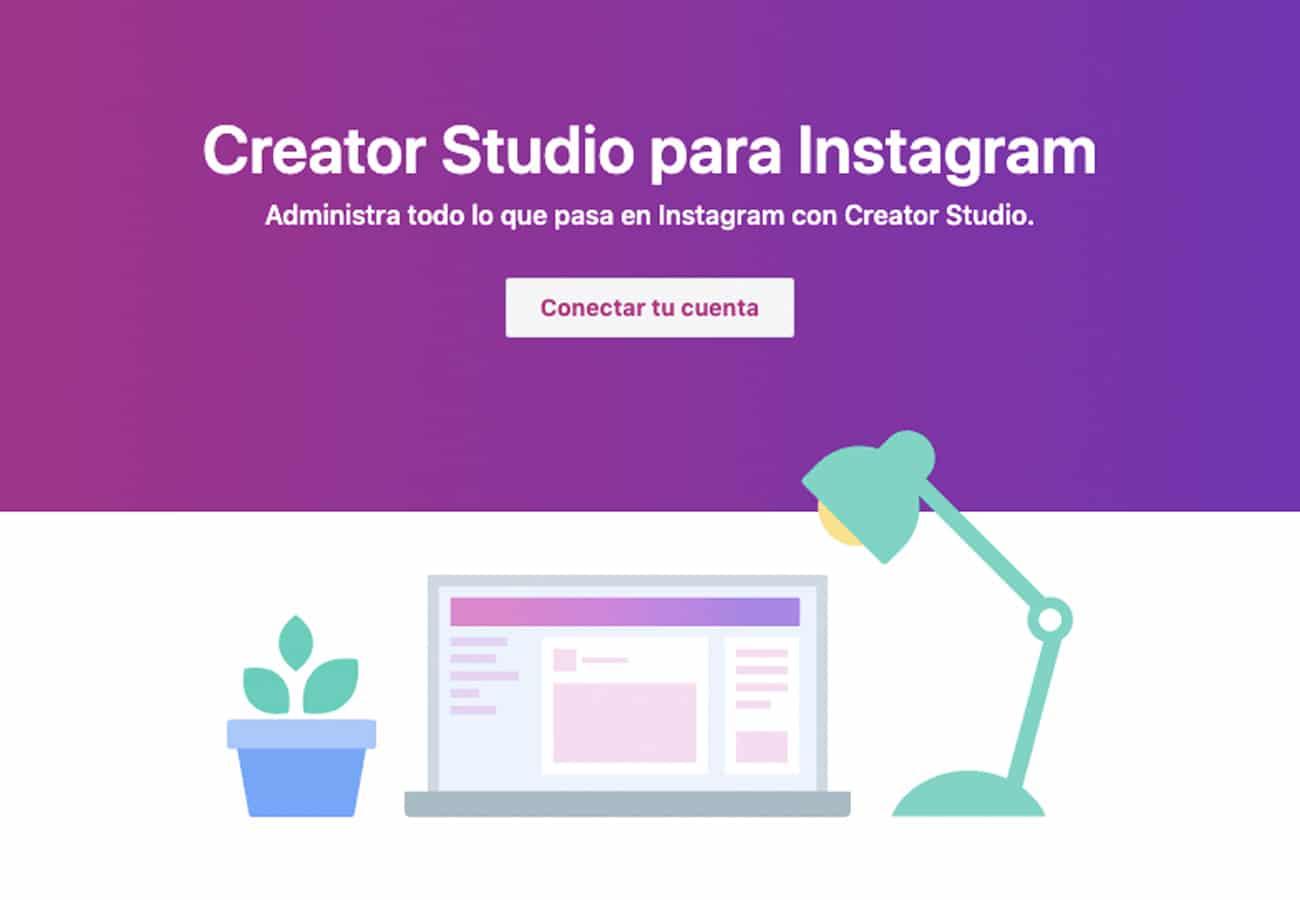 Guía para Programar posts en Instagram desde Facebook Creator Studio