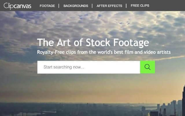bancos de videos gratis