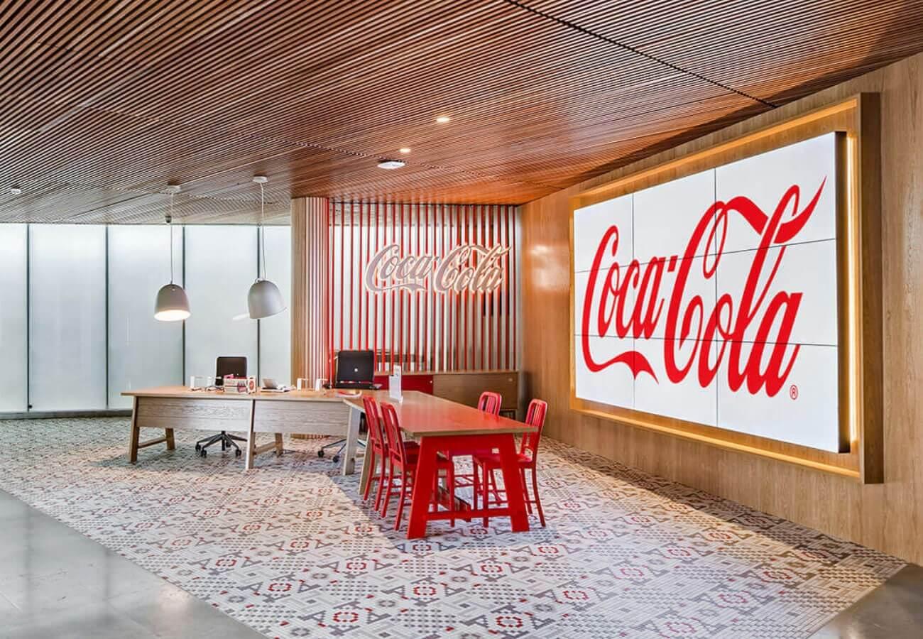 ¿Te gustaría trabajar en Coca-Cola España? Conoce sus oficinas