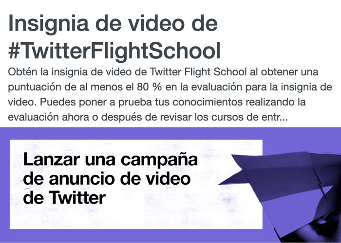 cursos gratis de twitter