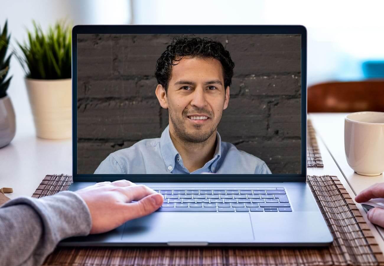 Nilton Navarro - Consejos para superar una videoentrevista de trabajo
