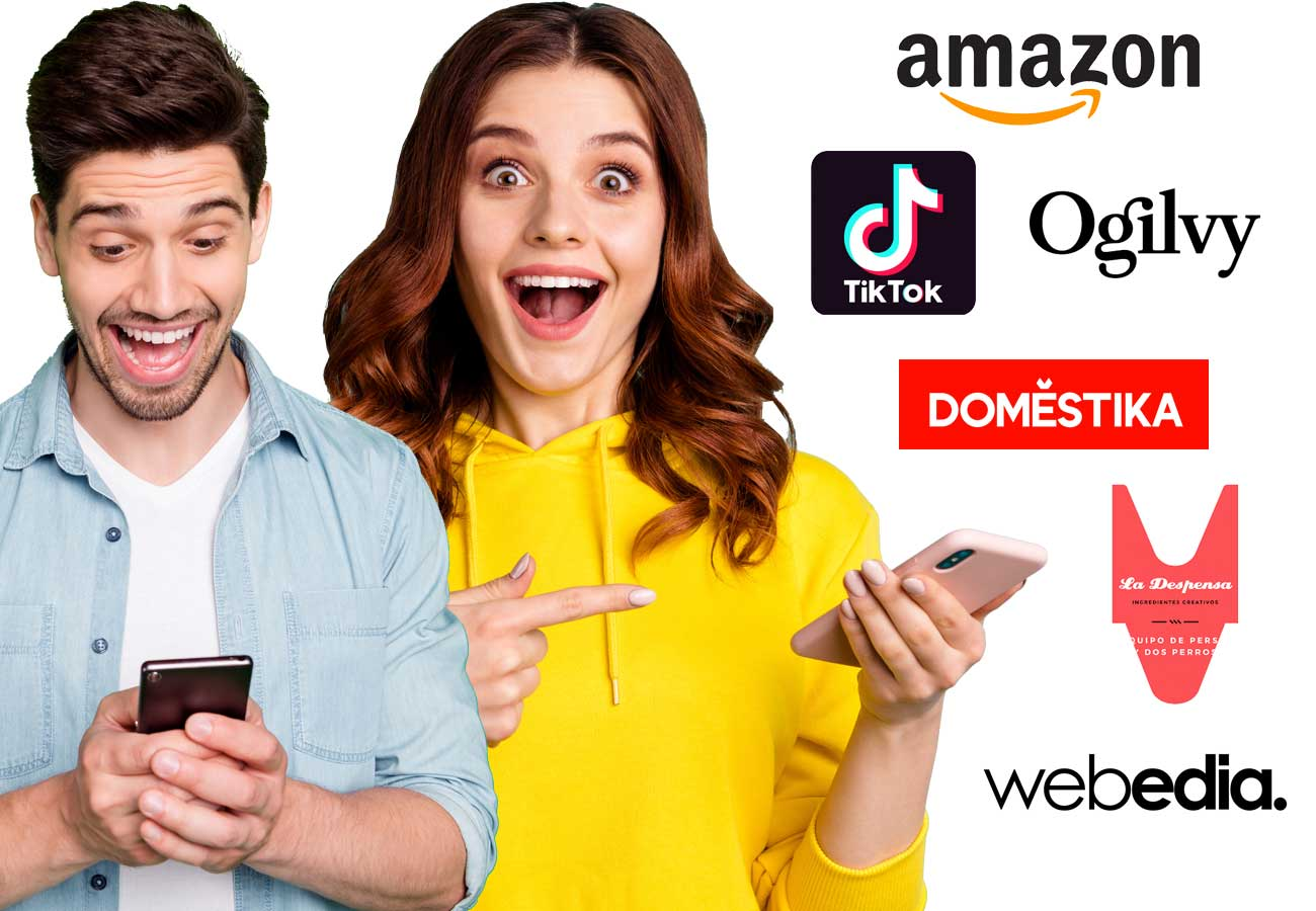 Mejores ofertas de trabajo de Marketing en España: TikTok, Amazon, Domestika, Ogilvy…