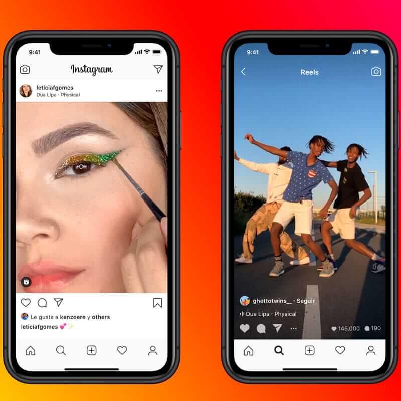 como funcionan los Reels de Instagram
