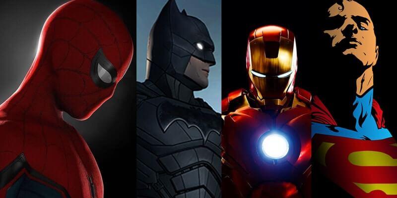 test para saber que superheroe eres