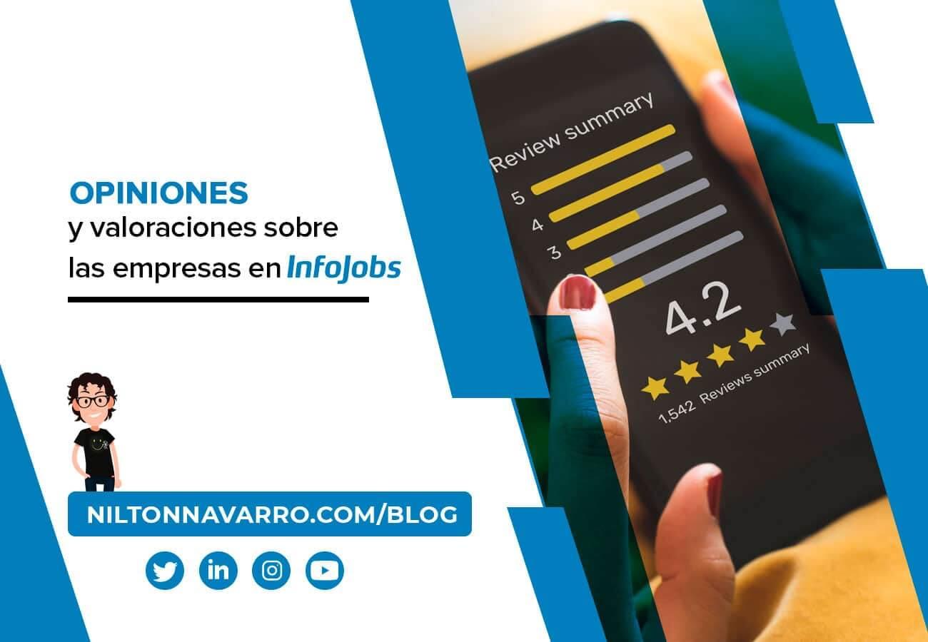 Nilton Navarro - Ya puedes ver valoraciones y opiniones sobre las empresas en InfoJobs