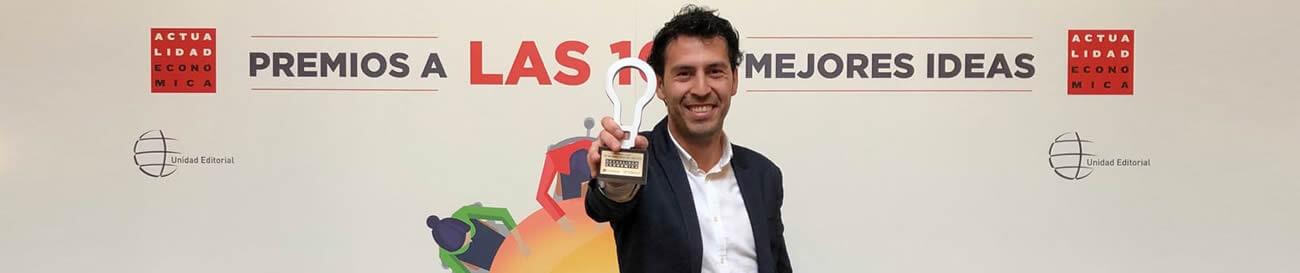 Nilton Navarro - Premios Infojobs tuiteo mi cv