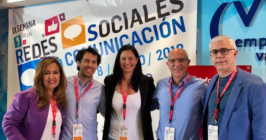 Nilton Navarro - Testimonios - Alfredo Vela - Semana de las Redes Sociales