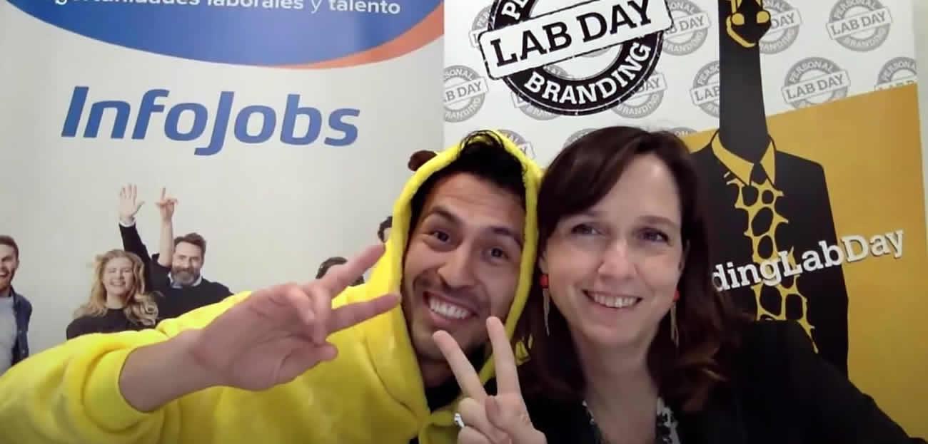 Nilton Navarro - Testimonios - Arancha Ruiz - Personal Branding Lab 2019