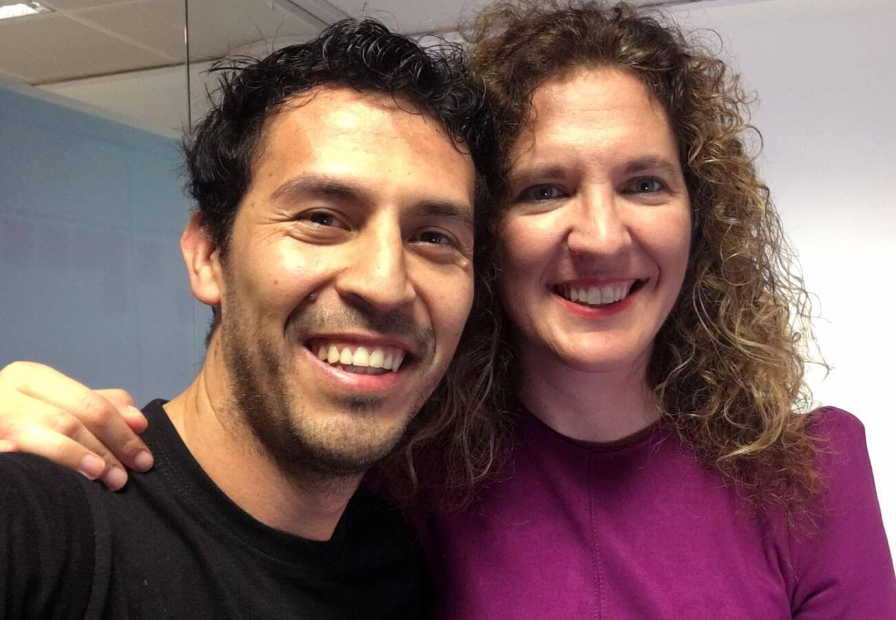 Nilton Navarro - Súper Entrevista a Elena Arnaiz