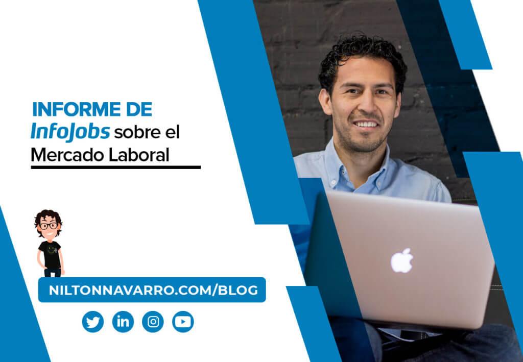 informe de InfoJobs del mercado laboral