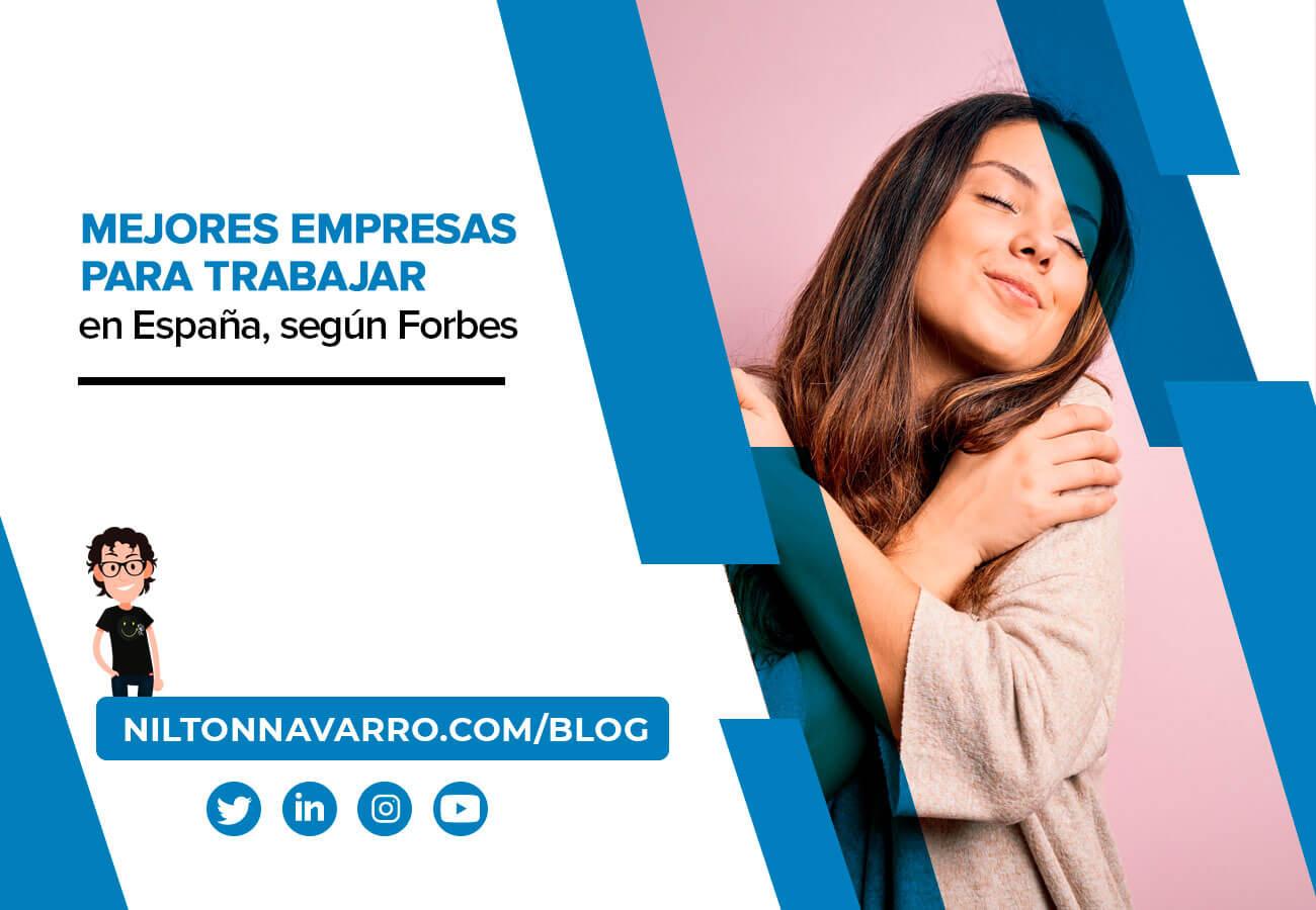 Nilton Navarro - Las mejores empresas para trabajar en España, según Forbes
