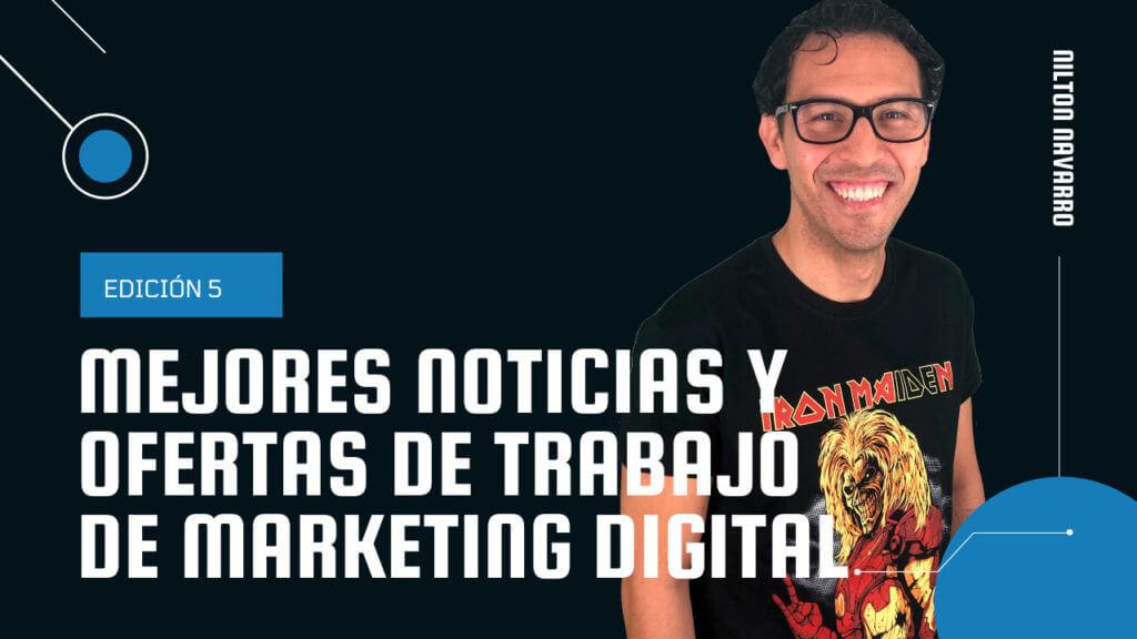 ofertas de trabajo de marketing digital barcelona
